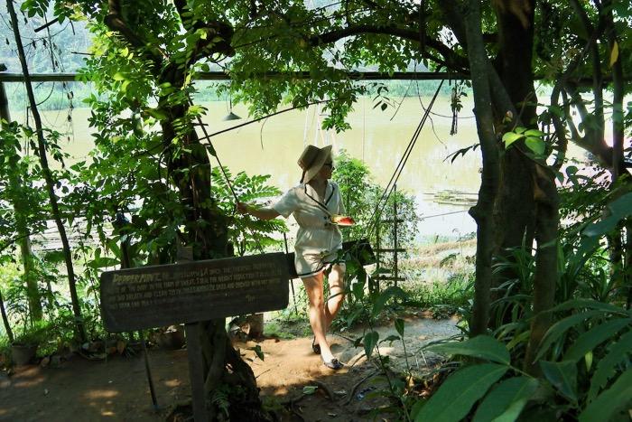 Croazieră pe raul Mae Ping River Chiang Mai 2