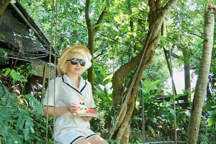 Croazieră pe raul Mae Ping River Chiang Mai 1