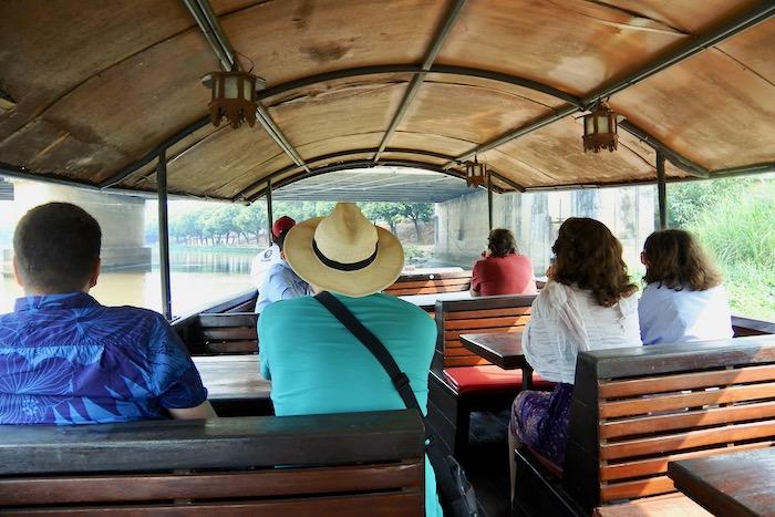 Croazieră pe raul Mae Ping River Chiang Mai 6