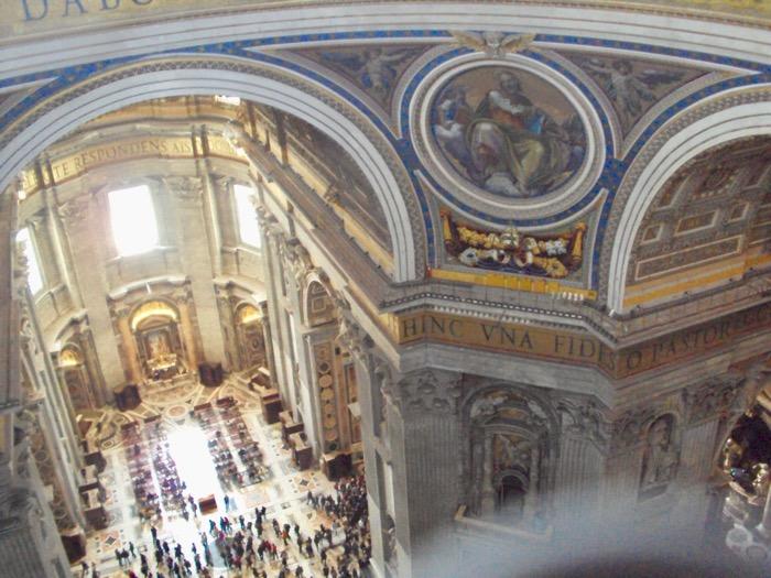 Domul Sfântul Petru Vatican Roma