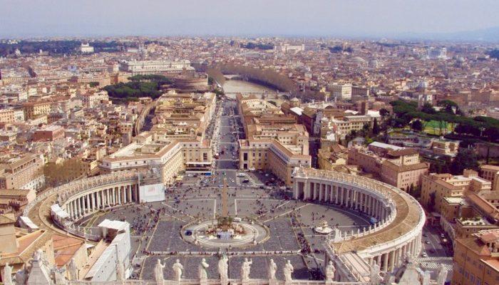 Domul Sfântul Petru Vatican Roma 2