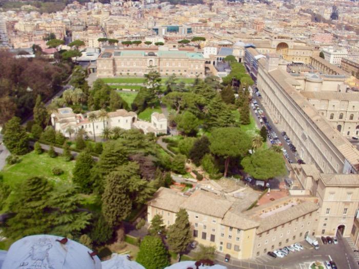 Domul Sfântul Petru Vatican Roma 1