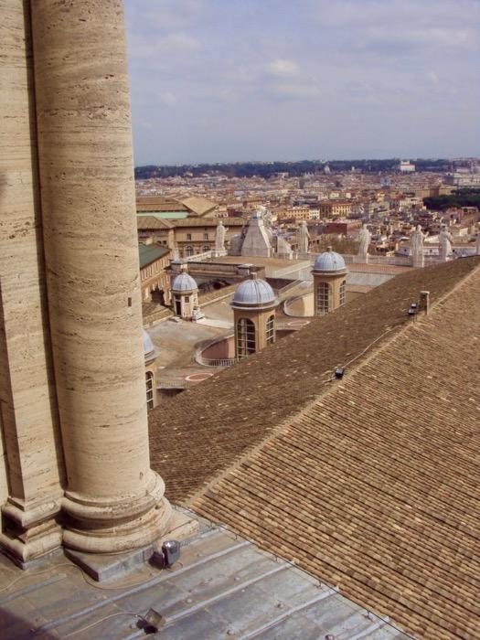 Domul Sfântul Petru Vatican Roma 7