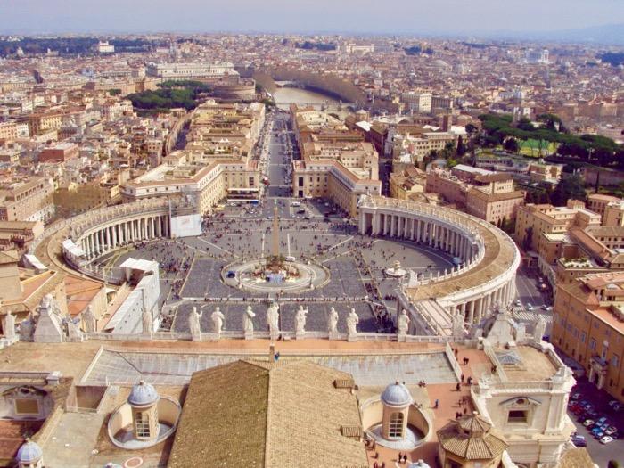 Domul Sfântul Petru Vatican Roma 3