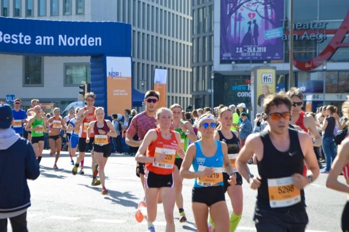 Hanovra Maraton despre 12