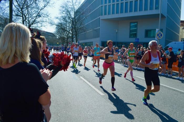 Hanovra Maraton despre 11