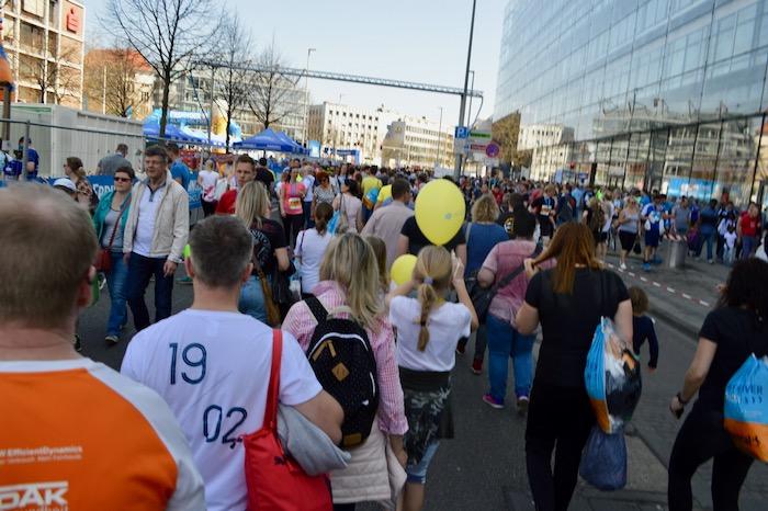 Hanovra Maraton despre 1