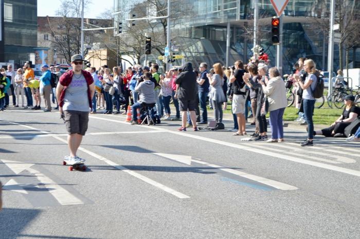 Hanovra Maraton despre 18