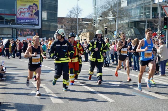 Hanovra Maraton despre 17