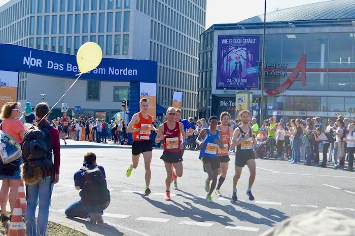 Hanovra Maraton despre 15