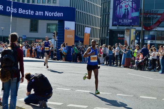 Hanovra Maraton despre 14