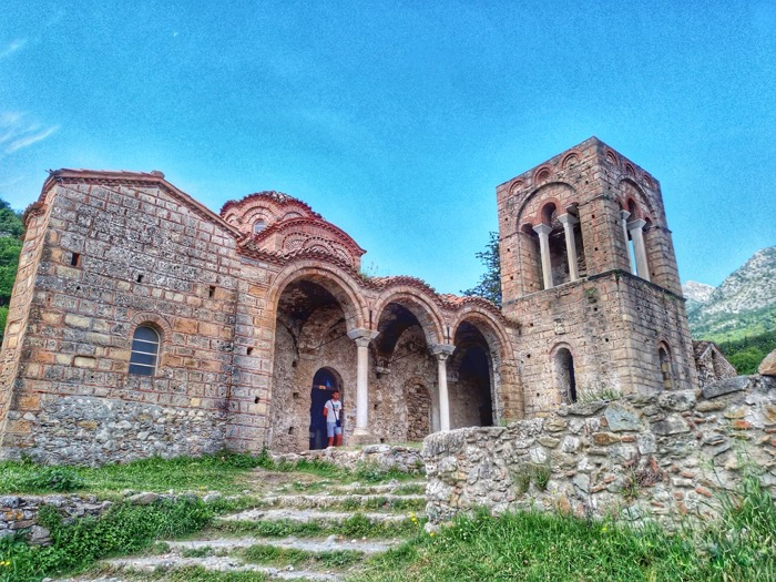 Mystras Grecia 12