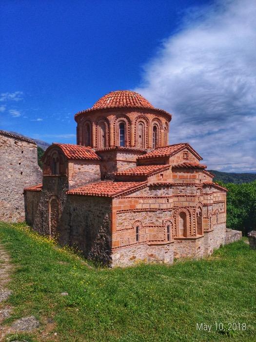Mystras Grecia 4