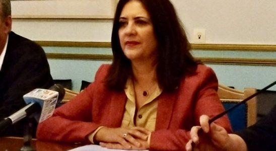 Konstantina Nikolakou Vice-Guvernator al Regiunii Peloponez