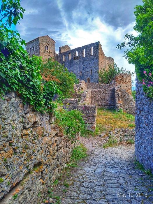 Mystras Grecia 8