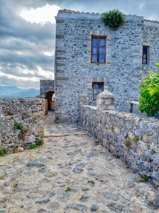 Castelul Monemvasia Grecia 18