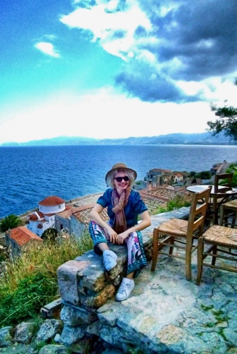 Castelul Monemvasia Grecia 7