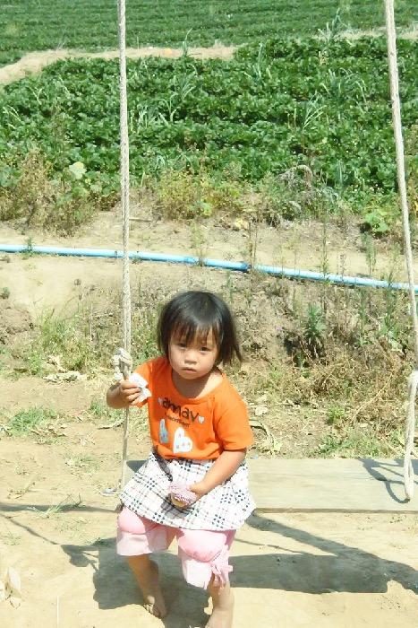 Parcul Național Doi Inthanon Chiang Mai17 karen