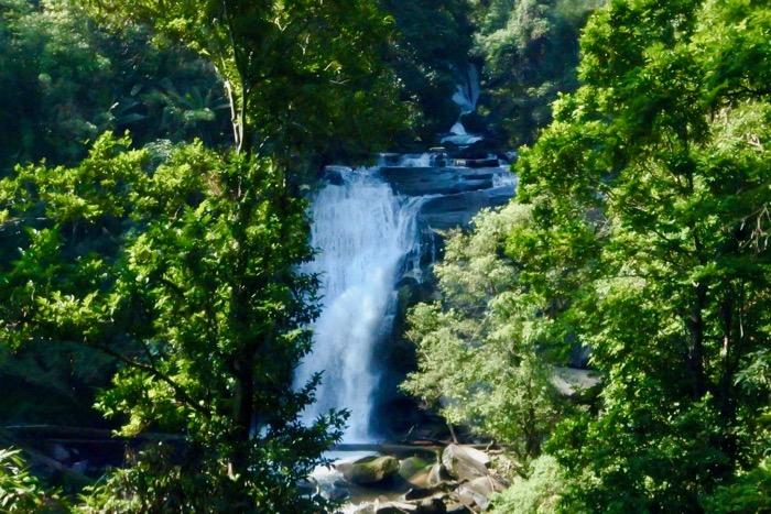 ascada Parcul Național Doi Inthanon Chiang Mai 7