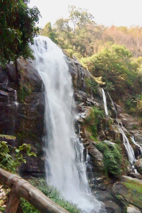Parcul Național Doi Inthanon Chiang Mai2 cascasa