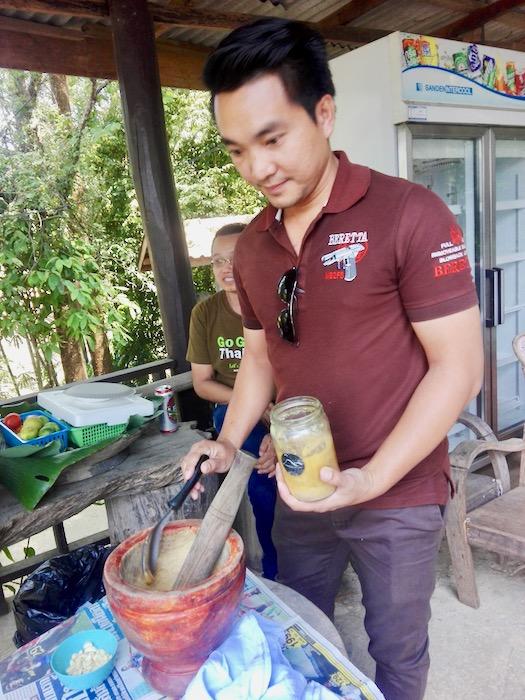 Parcul Național Doi Inthanon Chiang Mai2 pranz