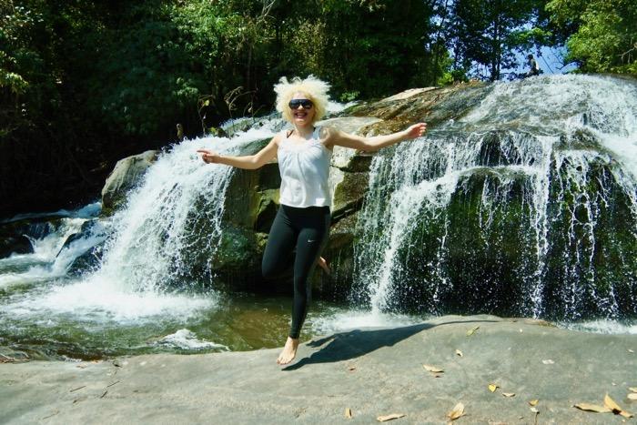 ascada Parcul Național Doi Inthanon Chiang Mai