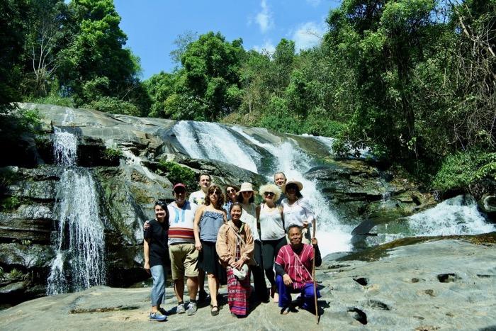 ascada Parcul Național Doi Inthanon Chiang Mai 5