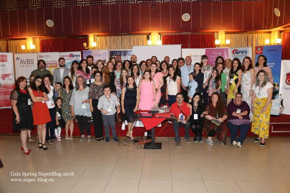 Super Blog Primavara 2018