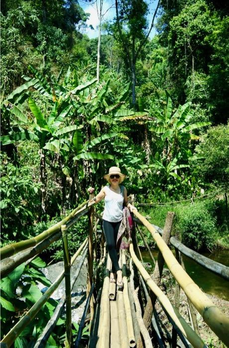 Parcul Național Doi Inthanon Chiang Mai cascada 1