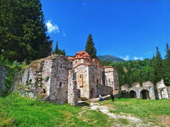 Mystras Grecia 3