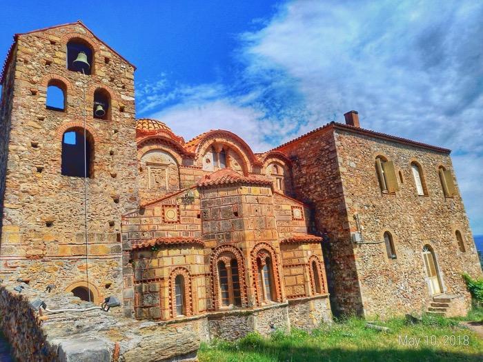 Mystras Grecia 2