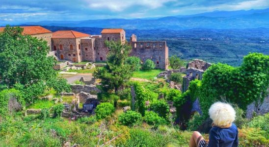 Mystras Grecia 11