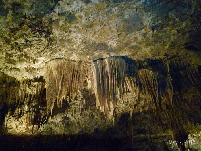 peștera Kapsia Grecia 4