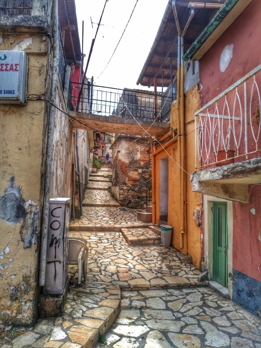 Sinarades Corfu 8
