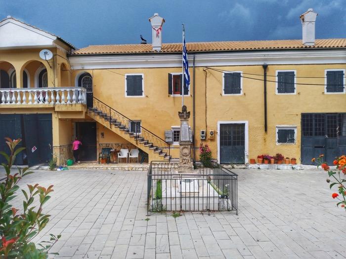 Sinarades Corfu 5