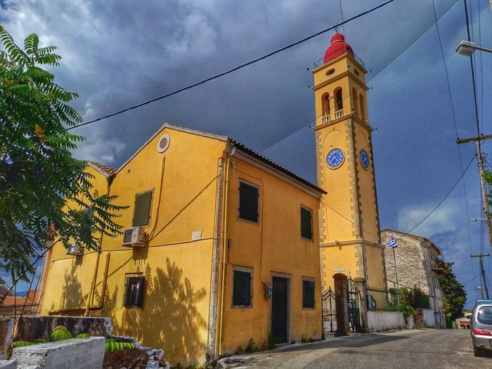 Sinarades Corfu 2
