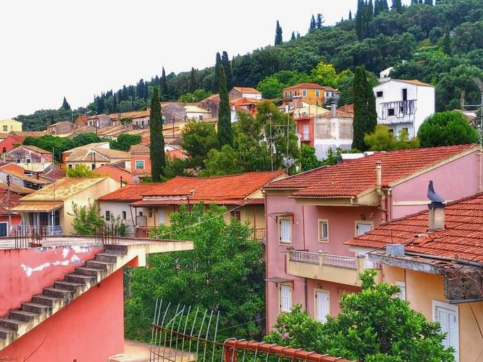 Sinarades Corfu 16