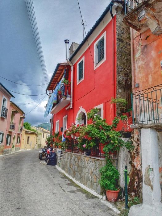 Sinarades Corfu 11