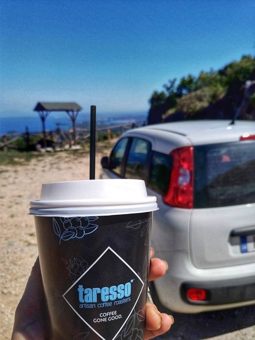 Condusul masinii in insulele din Grecia 1