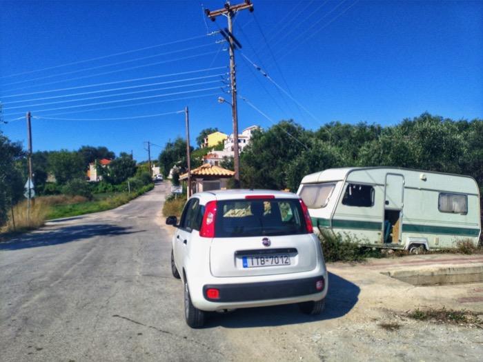 Condusul masinii in insulele din Grecia 3