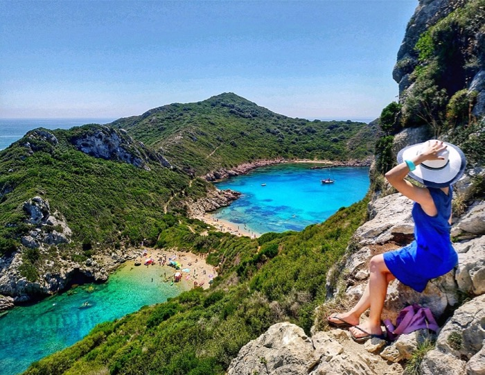 Plaja Porto Timoni Afionas Corfu5 26