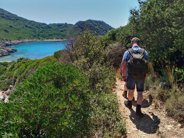 Plaja Porto Timoni Afionas Corfu6 5