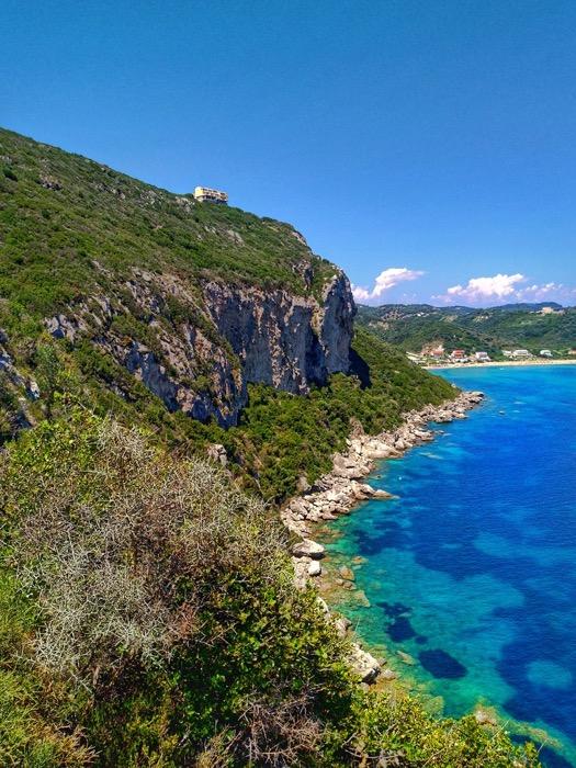 Plaja Porto Timoni Afionas Corfu6 8