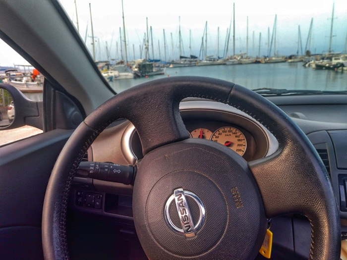 Închiriere mașină insula Corfu 5