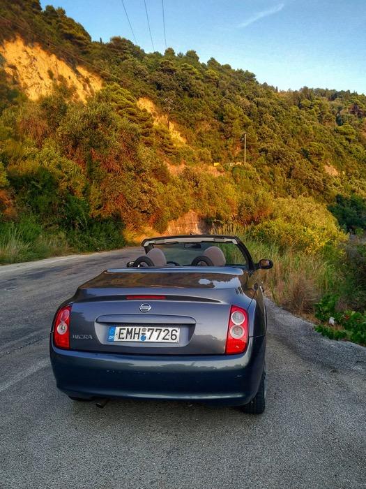 Închiriere mașină insula Corfu 4