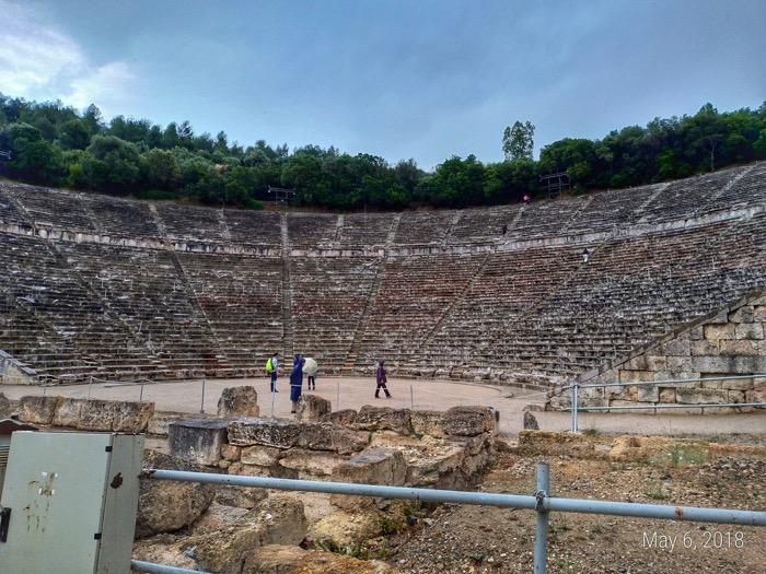 Epidaur TOP obiective turistice din Peloponez