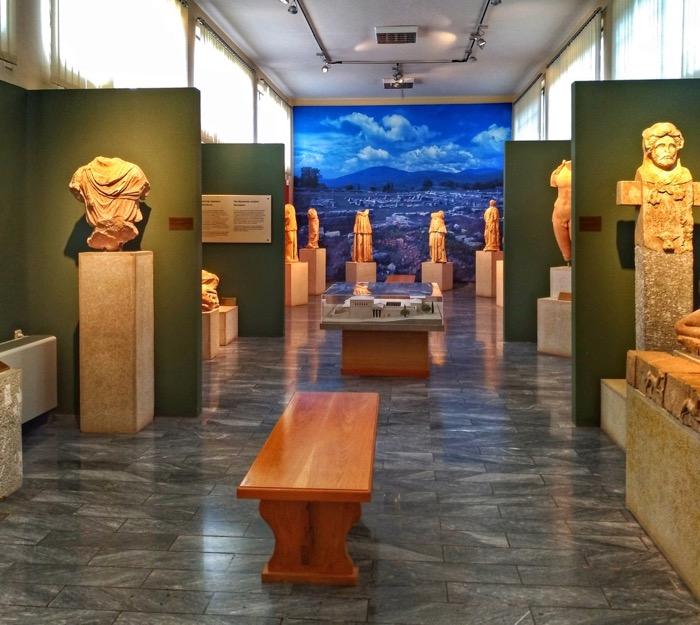 Messene 1 TOP obiective turistice din Peloponez