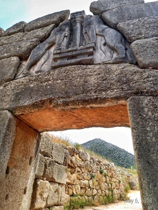 Micene TOP obiective turistice din Peloponez