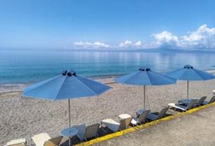 TOP obiective turistice din Peloponez plaje 1