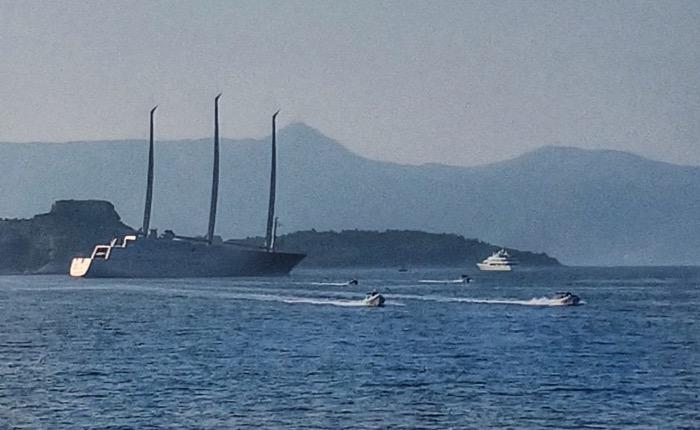 yachtclub de navigatie A